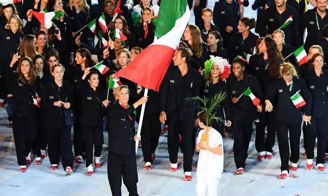 pellegrini olimpiadi