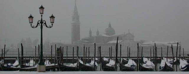 venezia neve