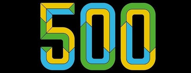 500 c