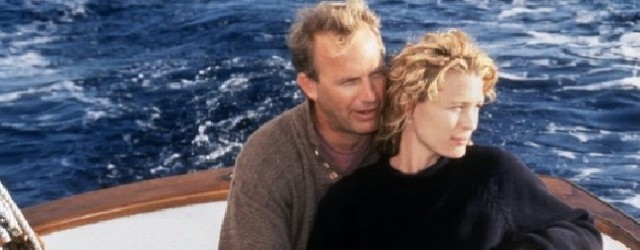 Prod DB © Bel-Air / DR UNE BOUTEILLE A LA MER (MESSAGE IN A BOTTLE) de Luis Mandori 1999 USa avec Kevin Costner et Robin Wright Penn bateau, romantique, croisire