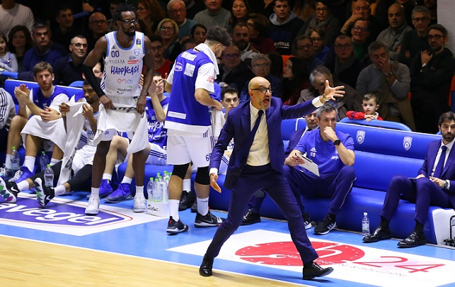 Vitucci Happy Casa Brindisi - A   X Armani Exchange Olimpia Milano Legabasket Serie A 2018/19 Brindisi, 20/01/2019 Foto Ciamillo-Castoria